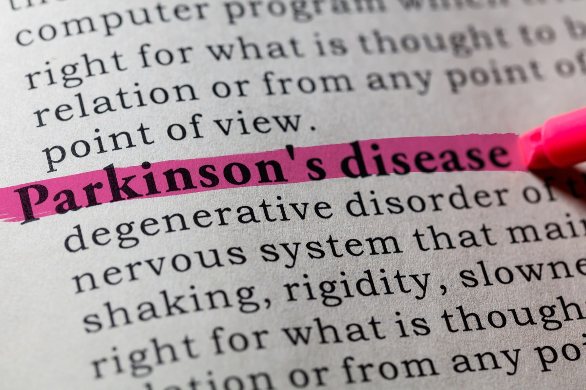 What to Expect With Parkinson's Disease
