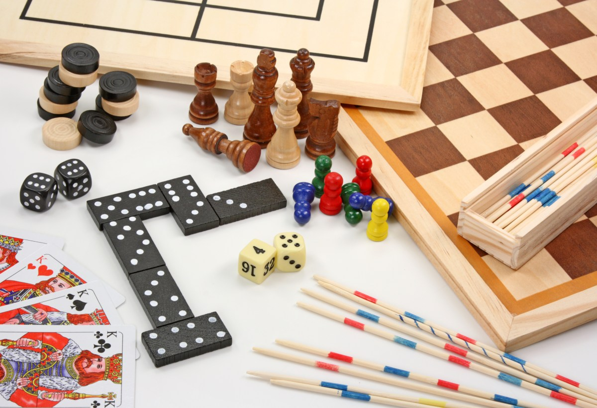 Having A Hobby Is A Good Thing! Board Games For Seniors And Everyone!