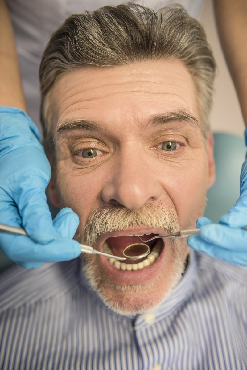 Oral Health as You Age