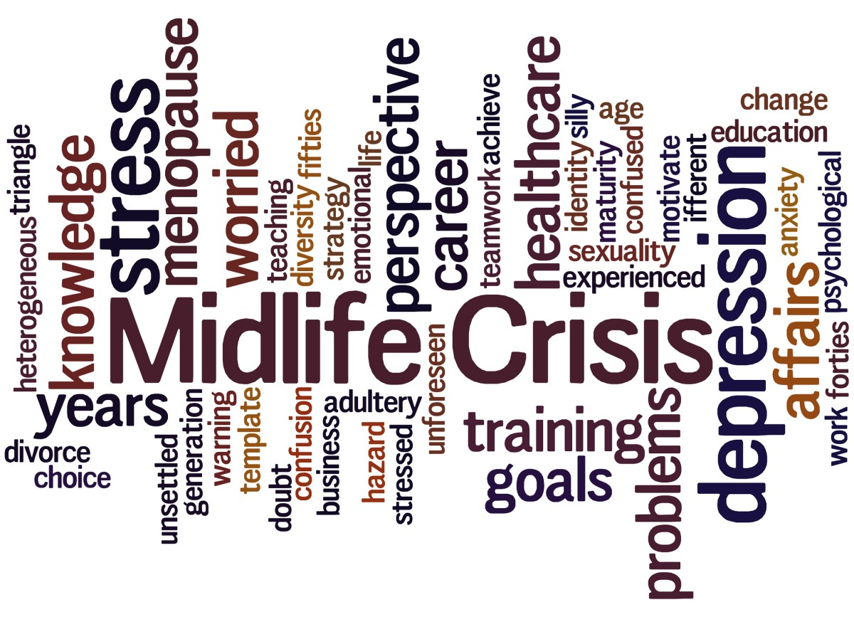 Dealing With a Midlife Crisis