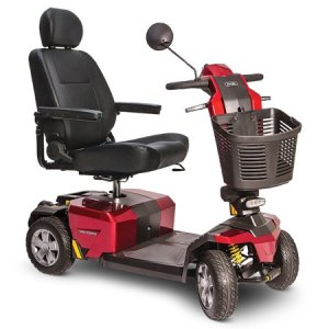 Seniors Lifestyle Magazine Talks To Four Wheel Scooters