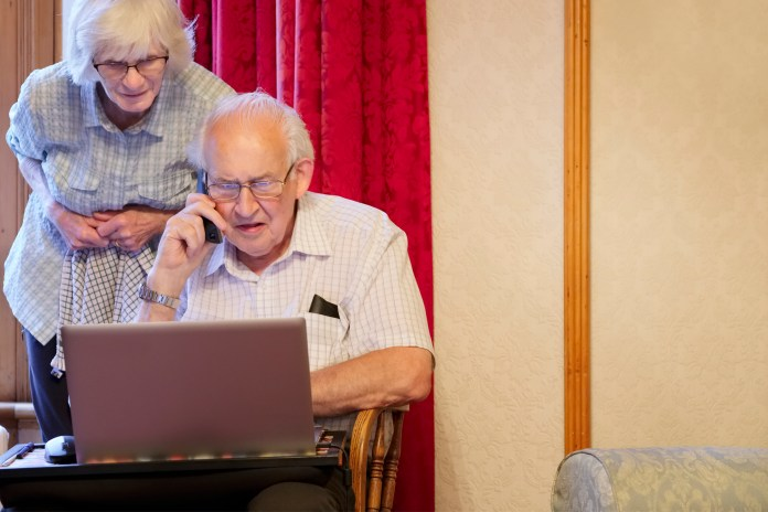 Seniors Lifestyle Magazine Talks To Fraud Cases Surge