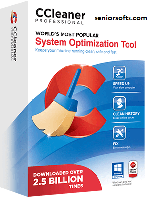CCleaner Pro Crack 5.75.8283 Professional Key [Latest 2021]