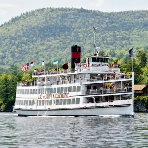 Lake George Steamboat Co the Lac du Saint Sacrement