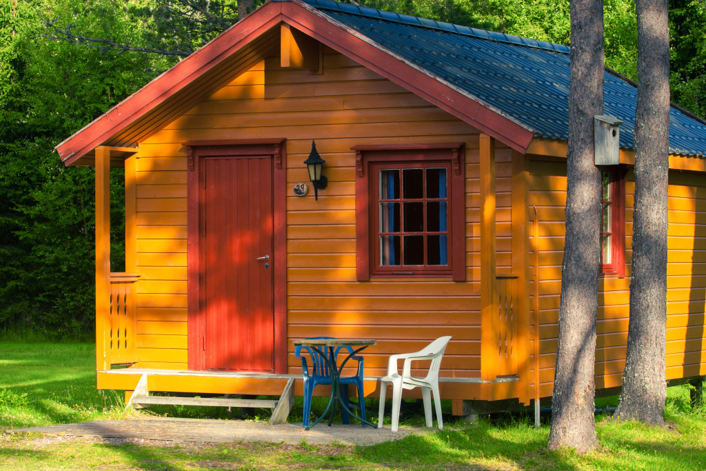 Aging In Place In A Tiny House Senior Spokane
