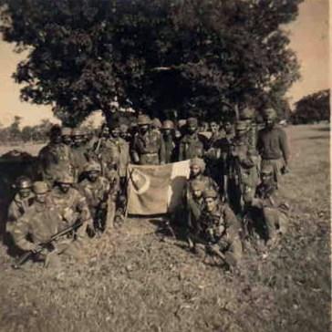 'B' Platoon Of 411 Parachute Field Company To Dacca 003