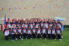 USA teams in Mexico City