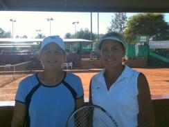 Carolyn and Lyn Mortimer
