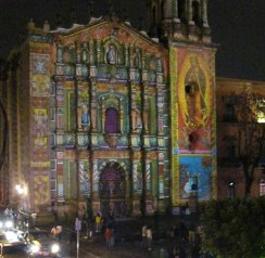 Church lights-1