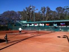 Courts at Deporto Portosino
