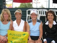 Frances Candy, Lyn Mortimer, Carolyn Nichols, Susan Wright