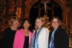 Kerry, Tina, Sherri, me