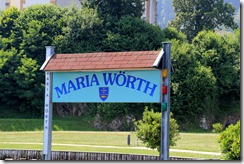 Maria Worth sign