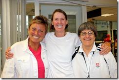 Mary Lou Piatek, Kathy Vick, Kim Steinmetz