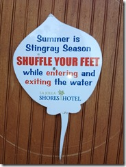stingray sign