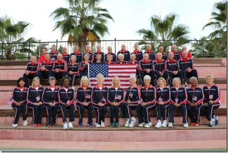 USA Super Senior Teams 2014