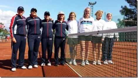 USA Court Cup vs Sweden Thursday