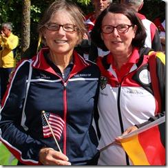 Carolyn & Ellen Neumann, Germany