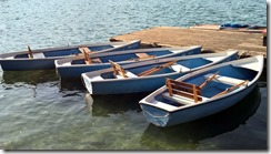 boats by Tegernsee Saturday