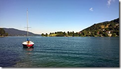 Tergernsee on Saturday