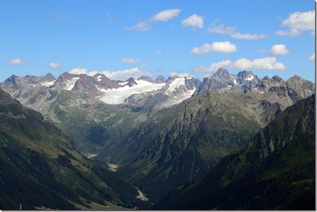 view of glacier-001