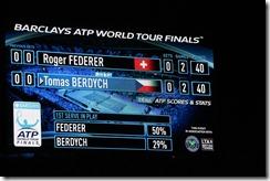 roger berdych scoreboard