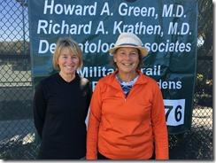 Kathy & Carolyn