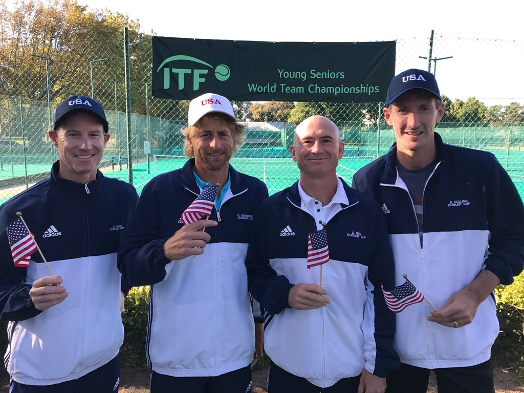 USA Margaret Court & Tony Trabert Cup Teams Stay Undefeated in