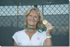 Nov 10, 2017; Miami, FL, USA; Helga Nauck (GER) WS55