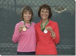 Nov 10, 2017; Miami, FL, USA; Diane Barker (USA) and Susan Wright (USA) WS60