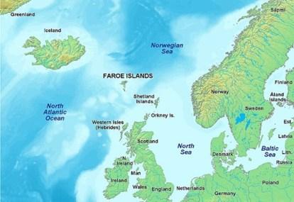 map-of-faroe-islands-in-europe