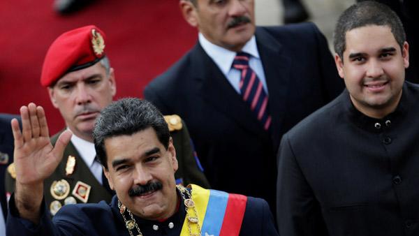 베네수엘라 대통령