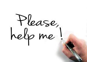 hand, help, write