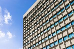 facade, apartment building, condominium