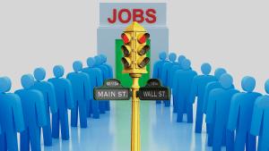 jobs, unemployment, main street