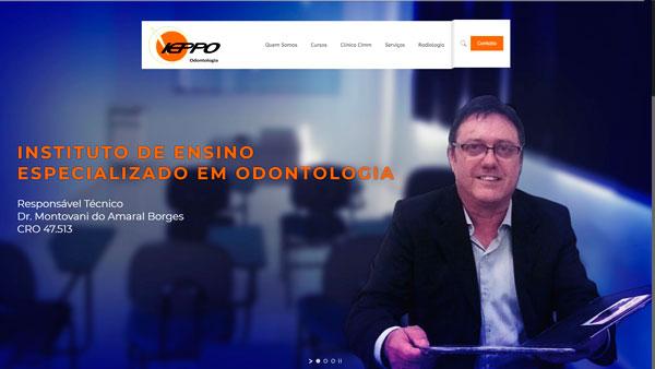 ieppo.com.br um site desenvolvido por SENI web design & publicidade