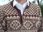 Rustic Camp Sweater