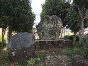 三方原墓園の三方ヶ原の戦い石碑