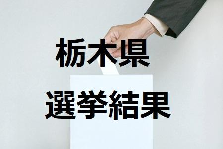 栃木県選挙
