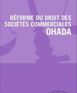 droit des sociétés commerciales OHADA