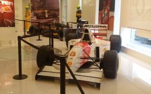 Senna Adplog Exhibition, Turin