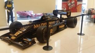 Senna Lotus car