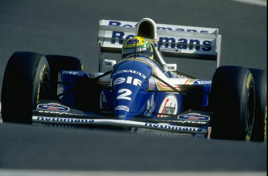 Ayrton Senna Rothmans Car Wallpaper ウィリアムズ Fw16 ルノー F1グランプリ 1994年を戦ったドライバー&マシンたち Naver まとめ