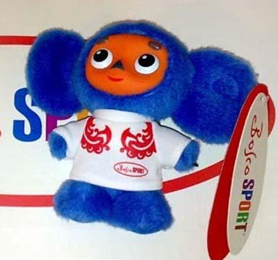 Olympic Cheburashka