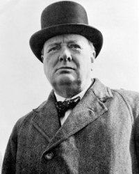 Winston Churchill knew why to keep your presentation short