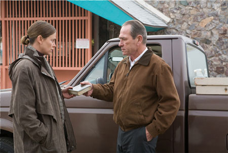 "Charlize Theron, Tommy Lee Jones ""In the Valley of Elah"""