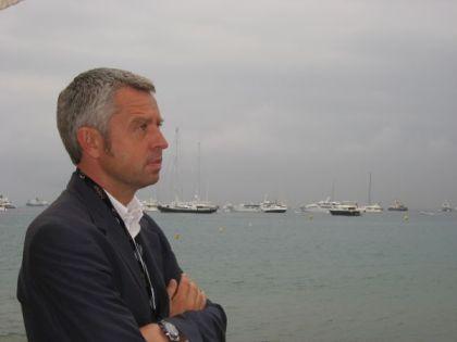 Nicolas Bideau in Cannes Mai 2008 (c) sennhauser