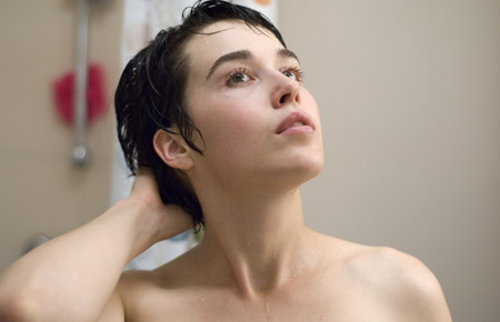 Arta Dobroshi in Le silence de Lorna