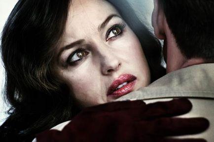 Monica Belucci in Sangue Pazzo