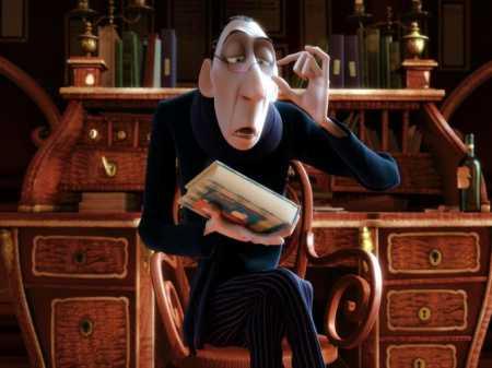 (Gastro-) Kritiker Ego aus Pixars Ratatouille